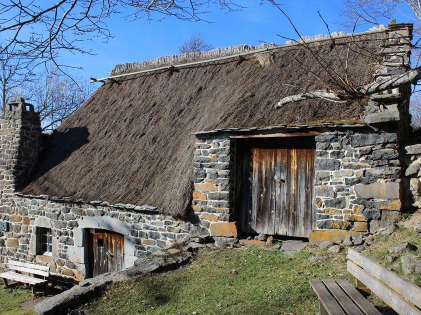 SEJ_ Le Fin Gras du Mézenc et autres gourmandises – le village de Bigorre et ses chaumières 3