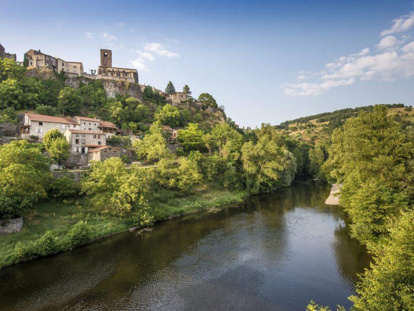 SEJ_Vallee et Gorges de l'Allier, sur les Pas de Lafayette_Val d'Allier-Chilhac