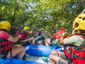 SEJ_Week-End Aventure dans les Gorges de l'Allier_rafting