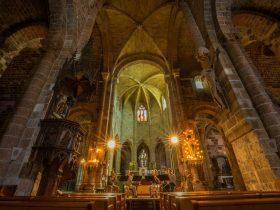 Eglise Abbatiale du Monastier