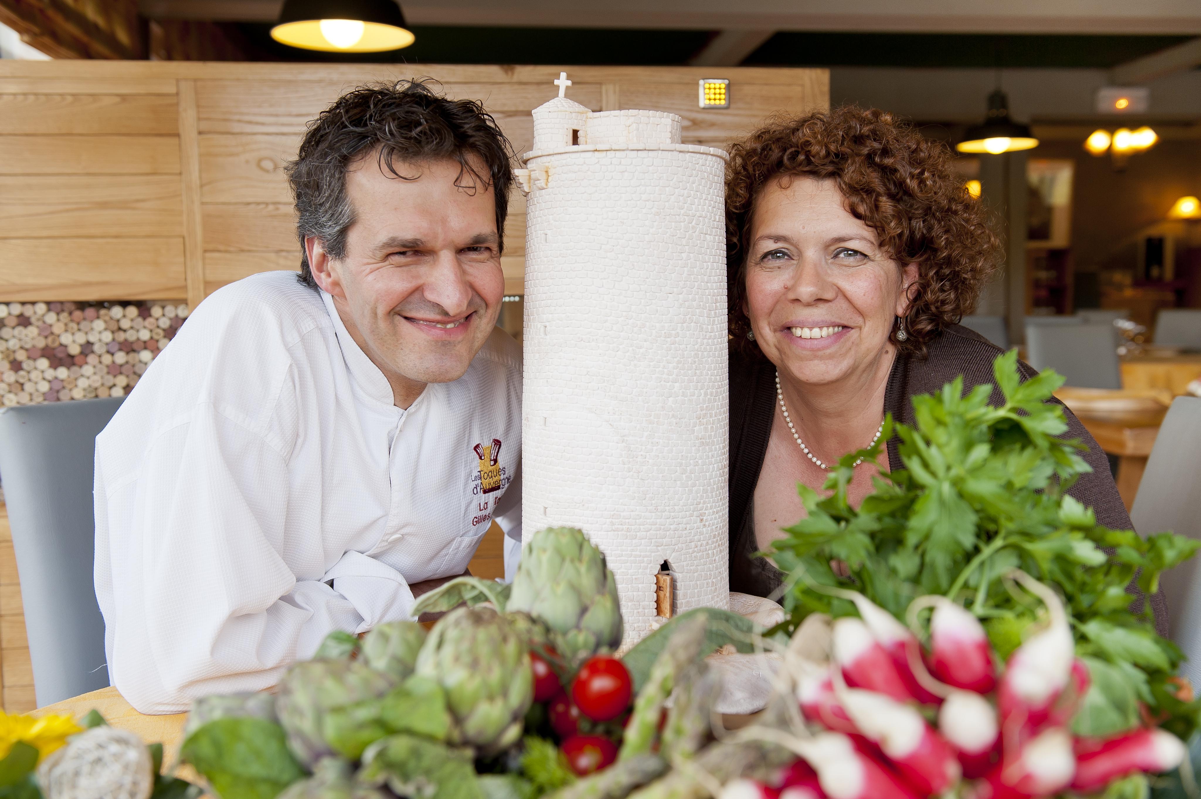 Restaurant Haute Loire  Auvergne    Auberges  Restaurant