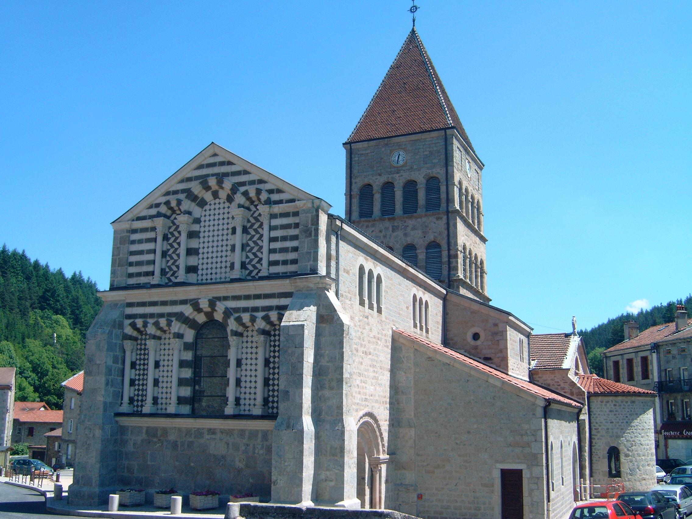 église de Riotord