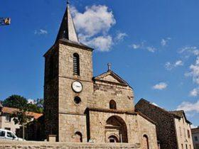 Eglise Freycenet La Tour