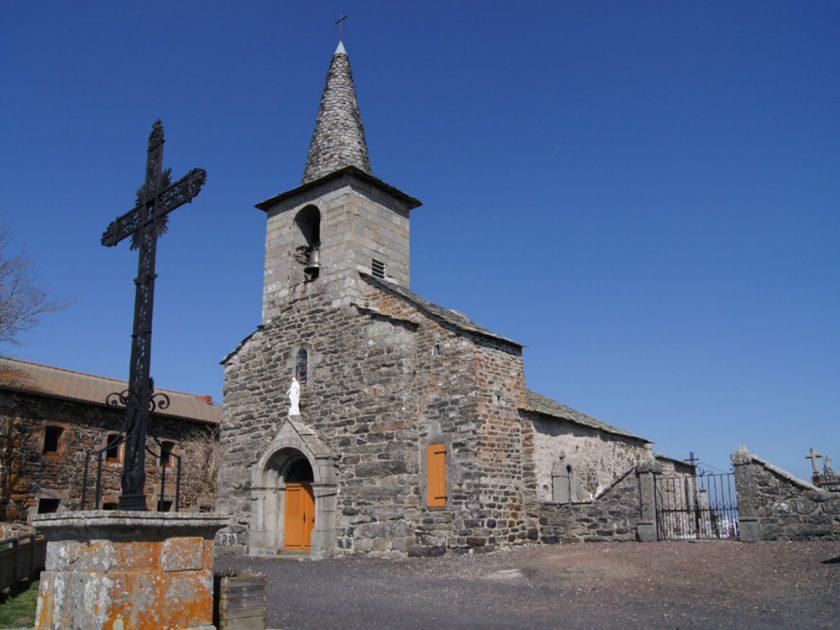 Eglise Champclause