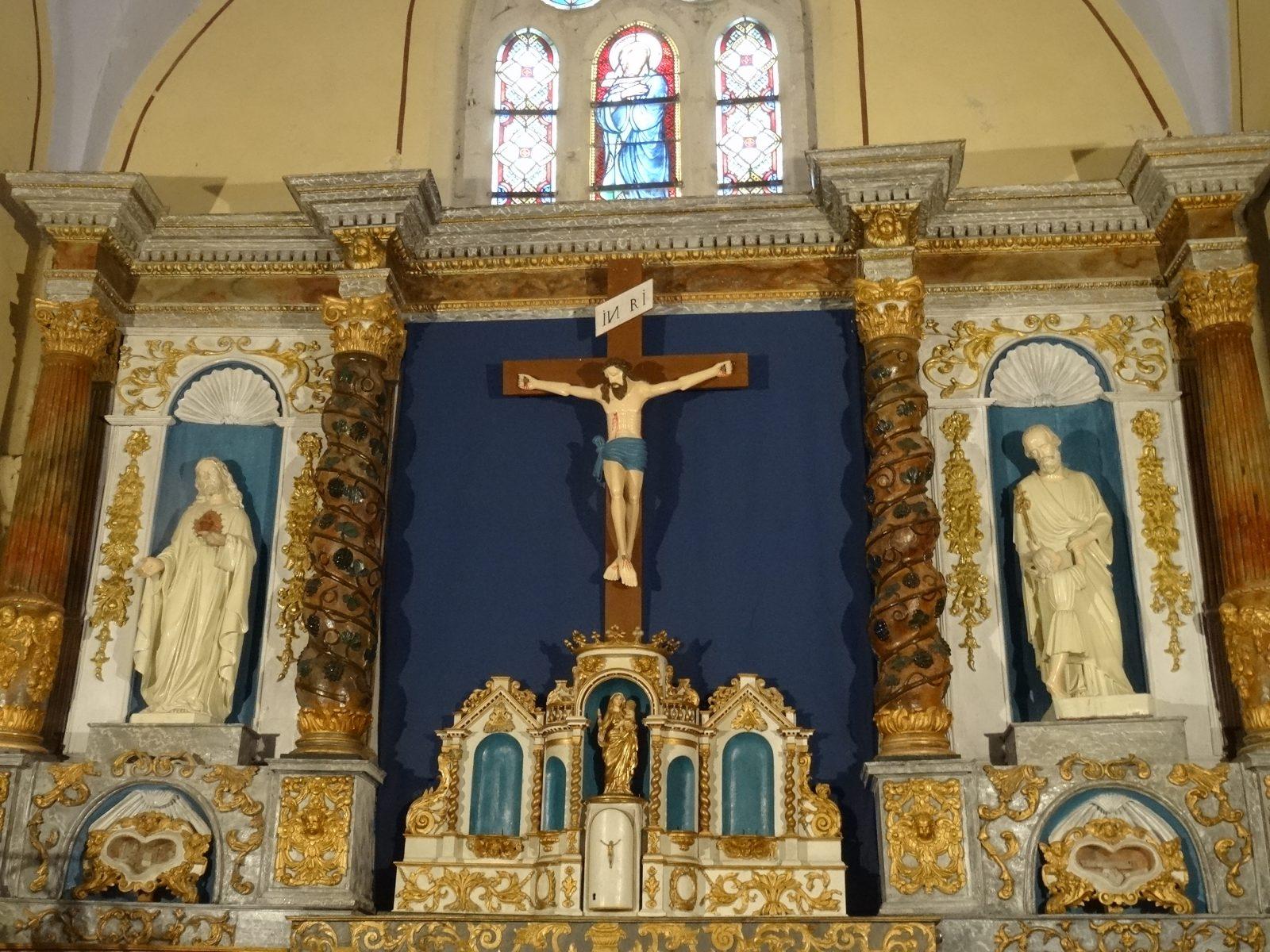Clavas site cistercien