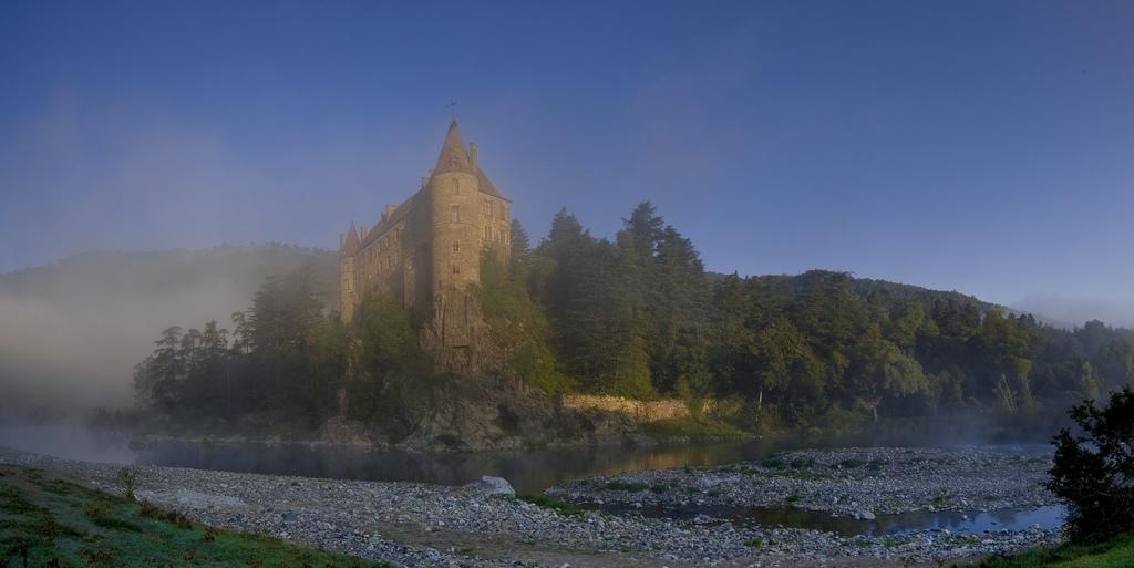 Château de lavoute Polignac