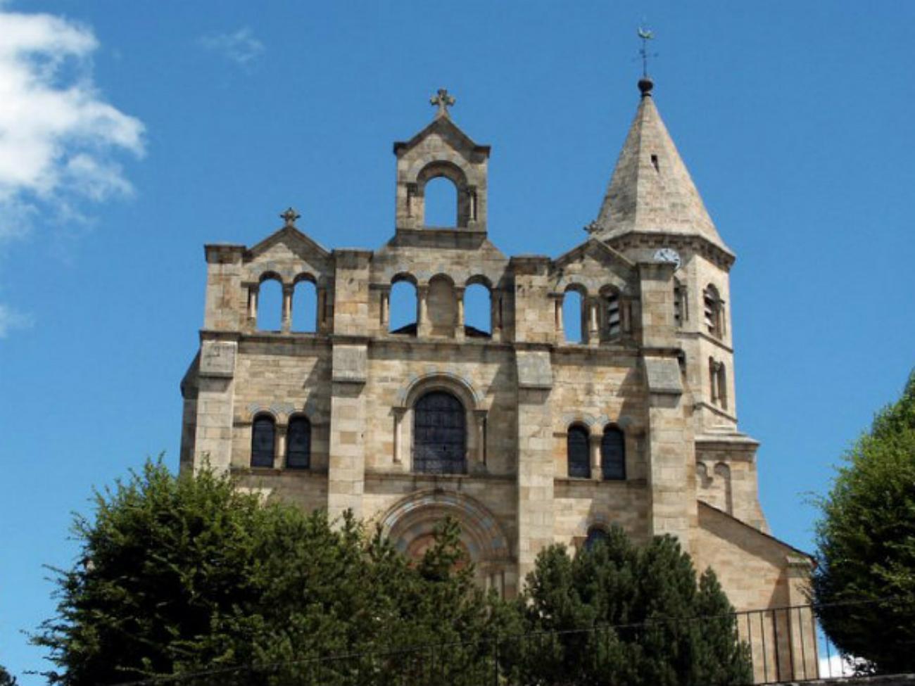 Eglise de St Julien Chapteuil