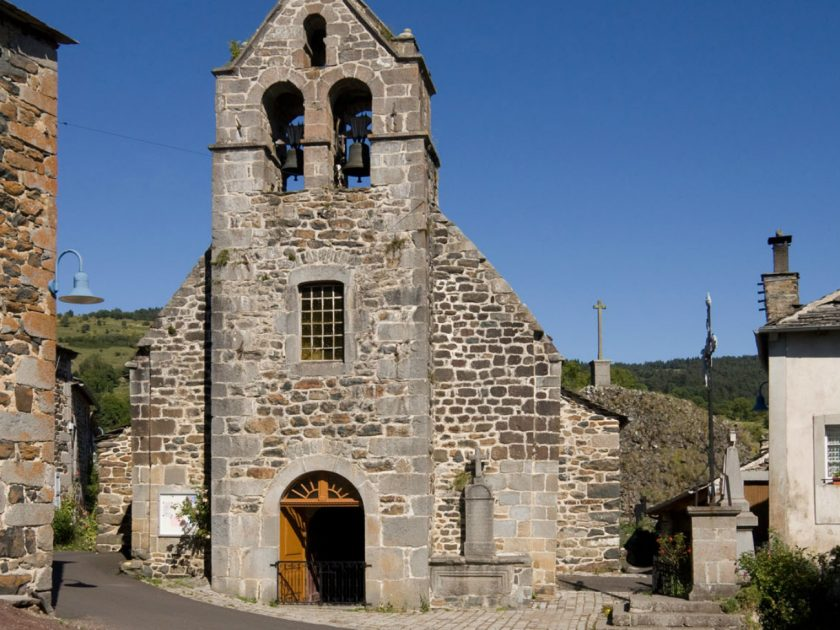 Eglise de Montusclat
