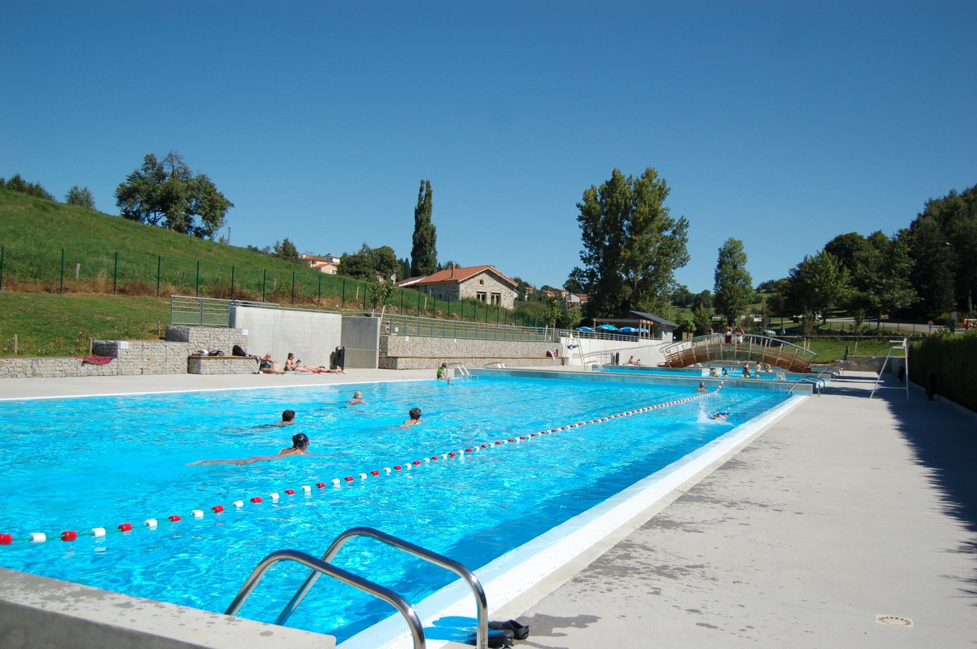 piscine d 39 t de saint didier en velay auvergne auvergne vacances. Black Bedroom Furniture Sets. Home Design Ideas