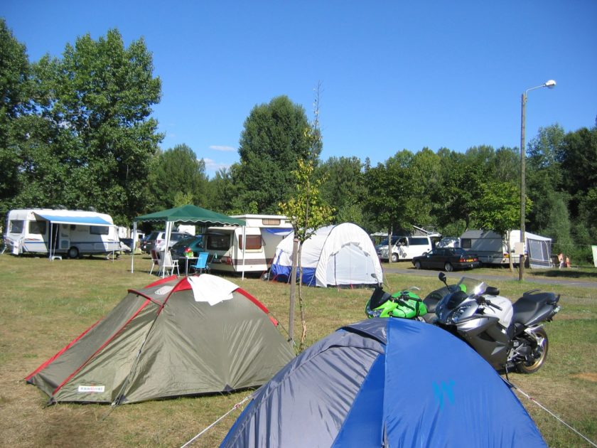 Camping Gorges de l'Allier