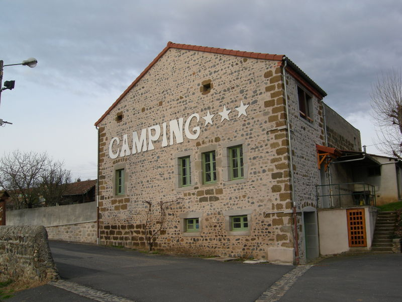 Camping Gorges Allier