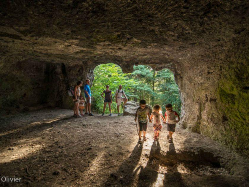 Grottes de Couteaux