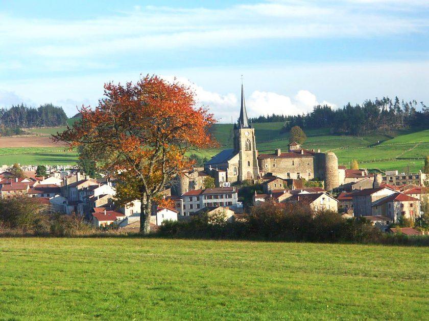 chalet St Pal de Chalencon