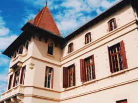 Chateau vue extérieure