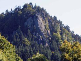 Site d'escalade La Tortue