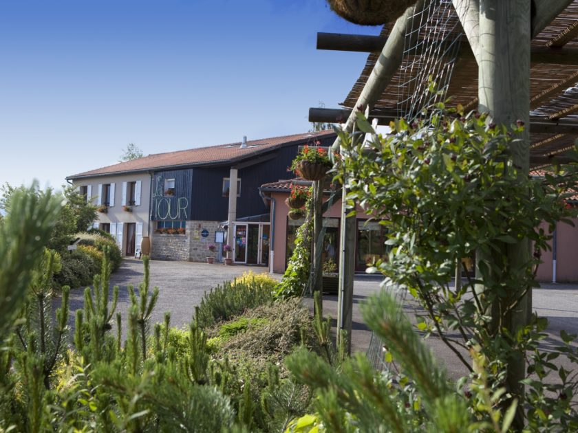Restaurant la Tour à Dunières