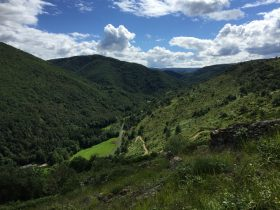 Vallée de la Cronce
