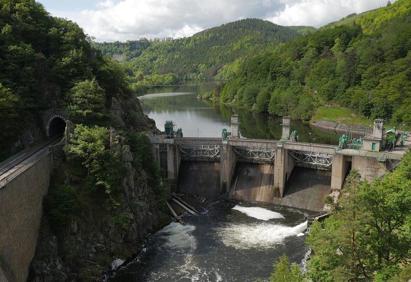 Barrage de Poutès