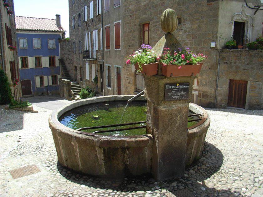 Fontaine du Melon