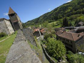 Abbaye de Chanteuges