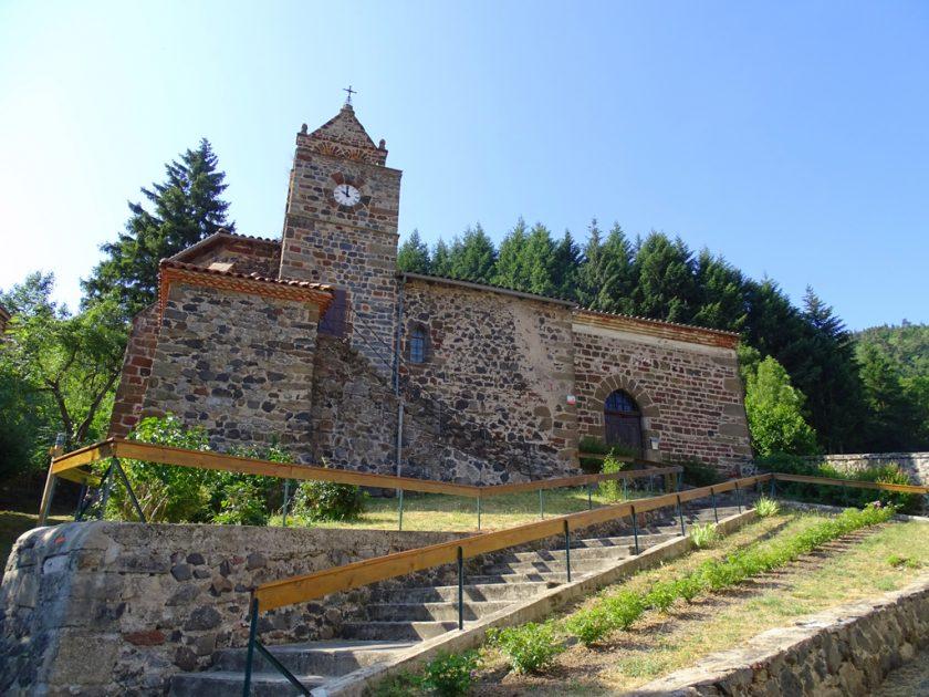 Eglise Saint-Julien-des-Chazes