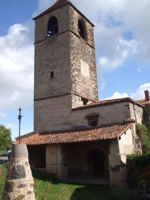 Eglise Blassac