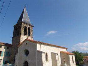 Eglise aubazat