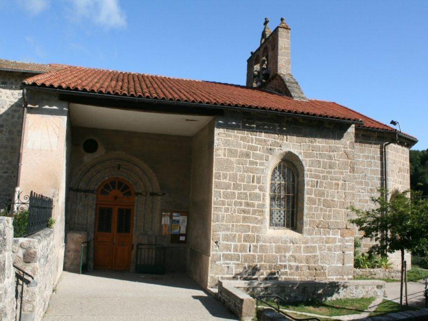 Eglise Monistrol d'Allier