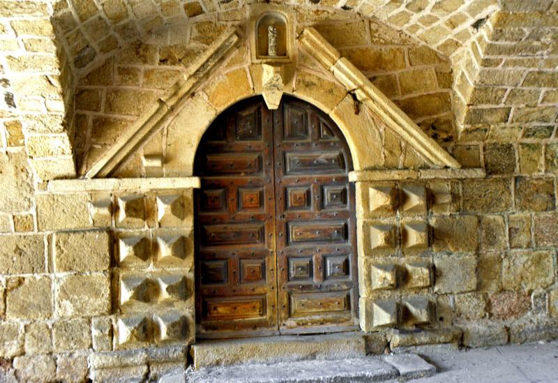 Porte couvent