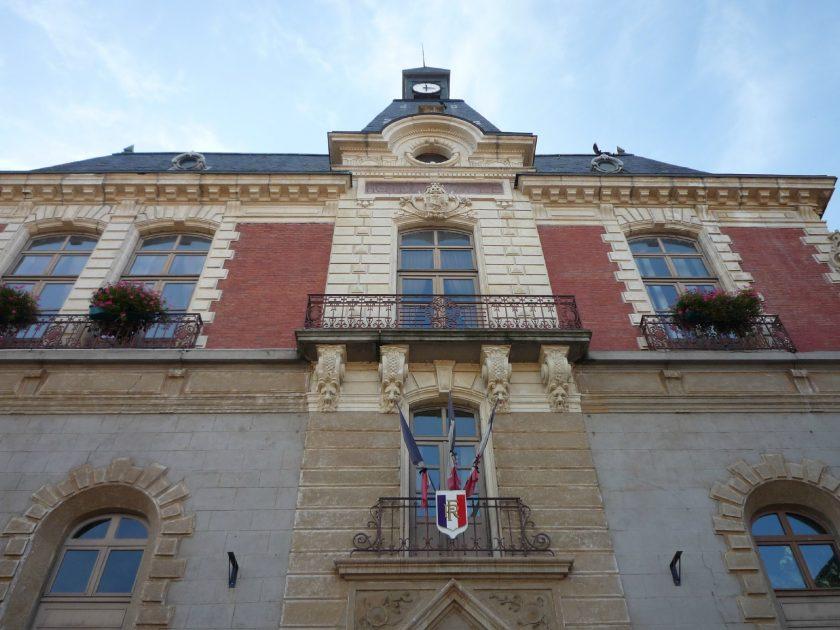Mairie Langeac