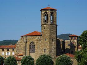 Eglise Langeac