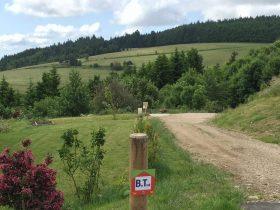 circuit trail St Bonnet le Froid