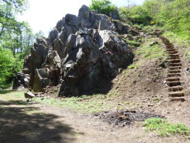 Rocher d'escalade Lempdes-sur-Allagnon