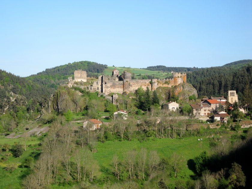 Château Arlempdes