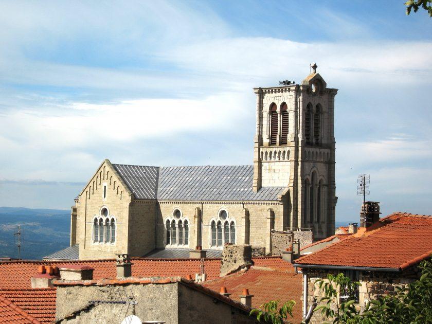 Eglise Pradelles
