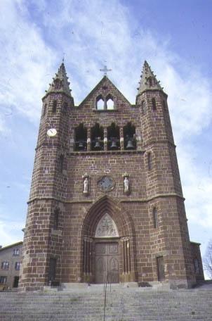 Eglise Cayres