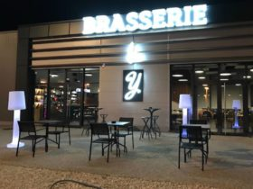 Brasserie le Y