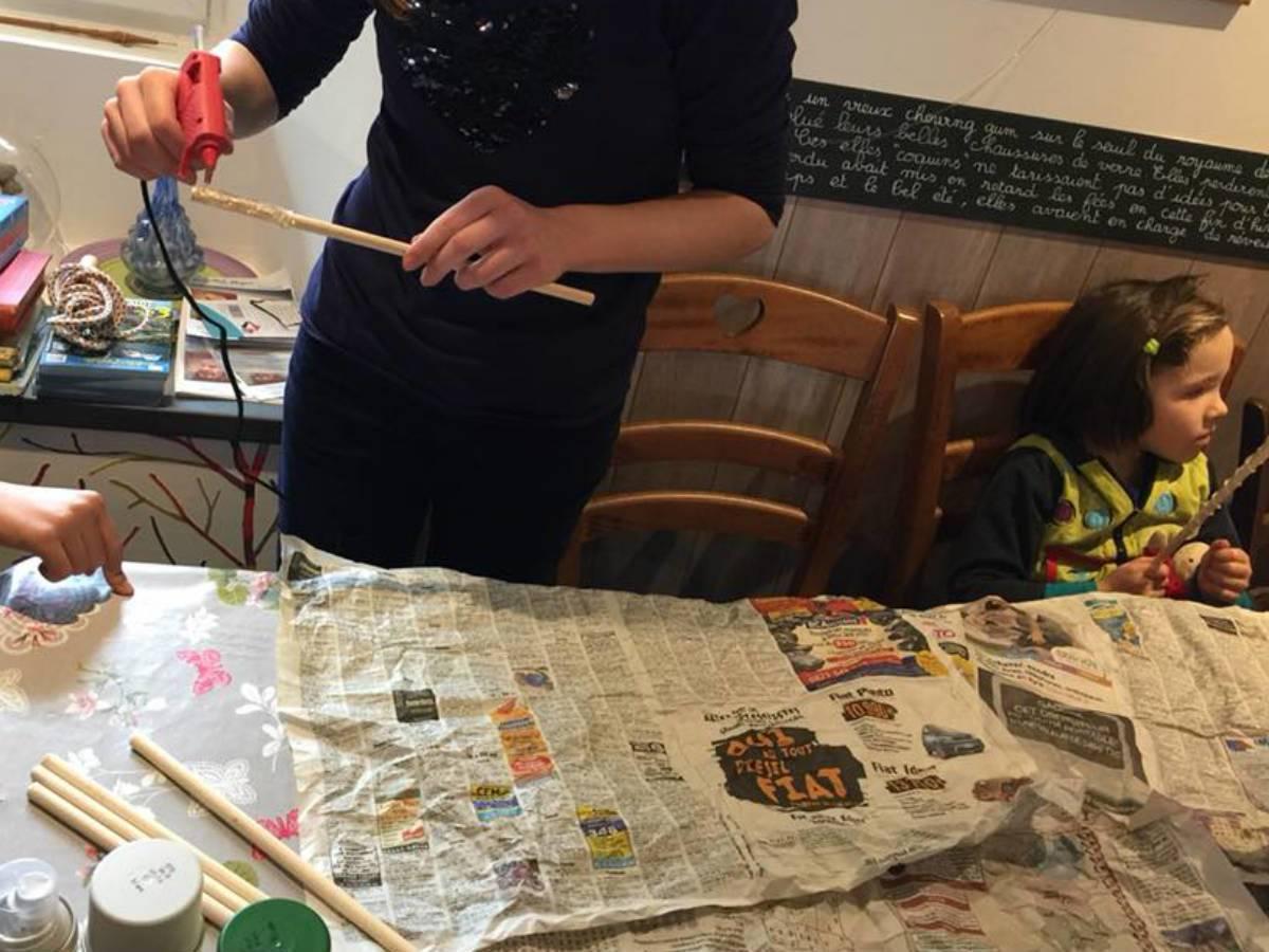 Atelier manuel baguette