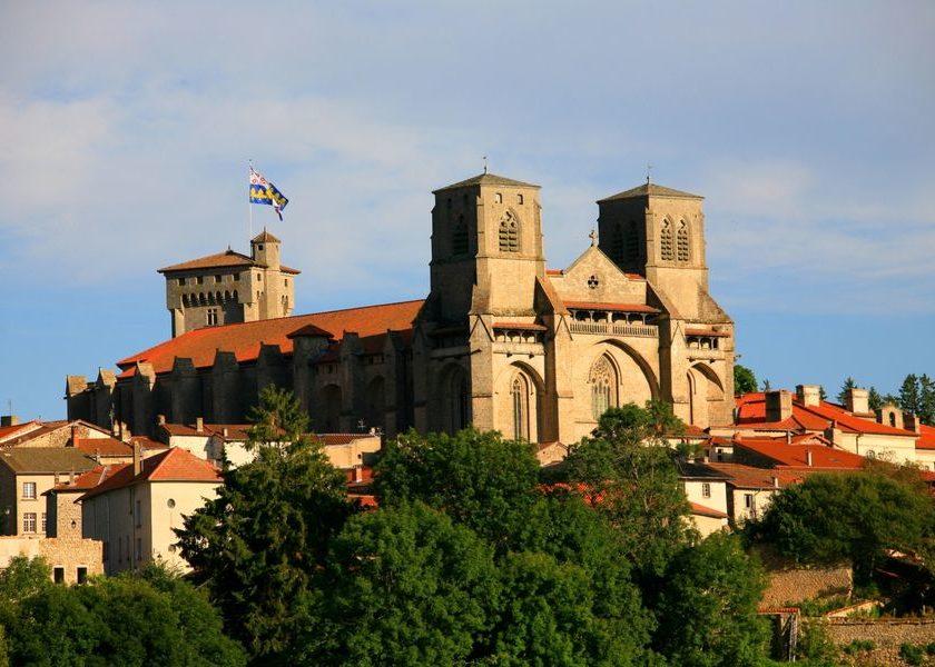 Abbaye St Robert La Chaise Dieu