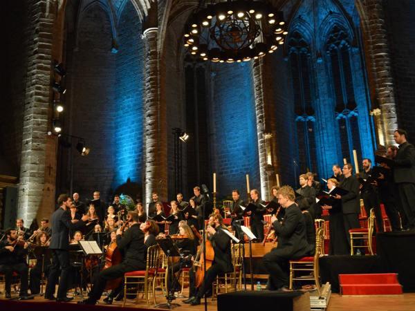 Concert à l'abbatiale St Robert – Festival de La Chaise-Dieu