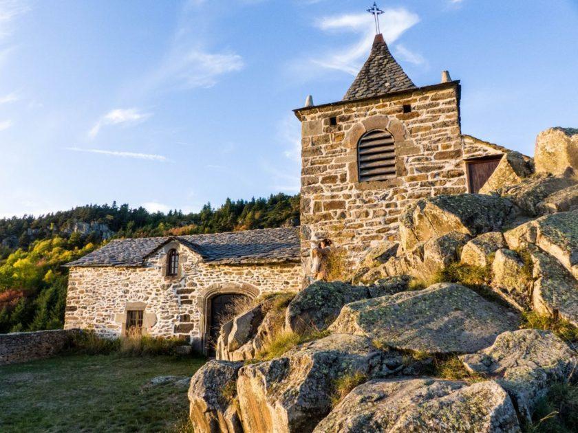 Chapelle de Glavenas