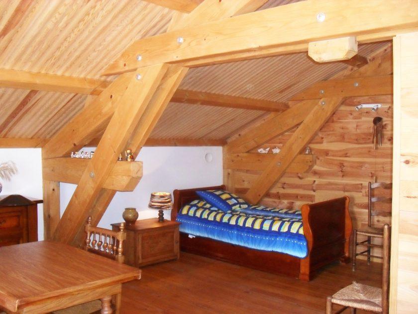 Chambre triple lit 1 personne