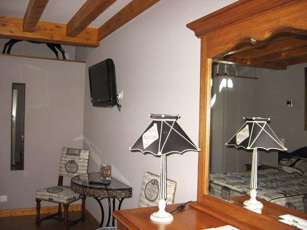 intérieur chambre Cziffra