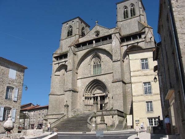 abbatiale St Robert