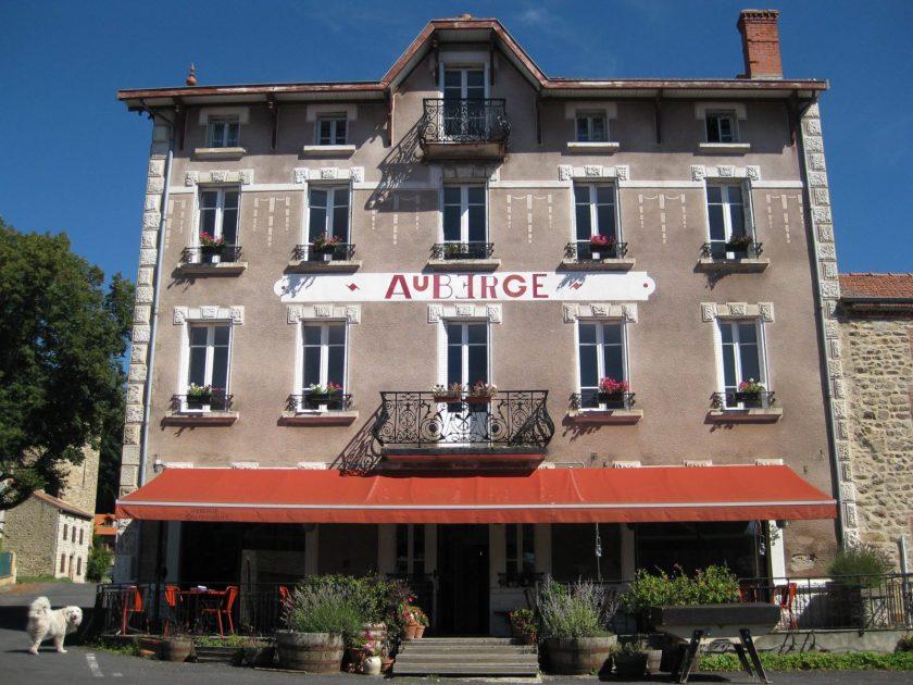 Auberge de Chassignoles