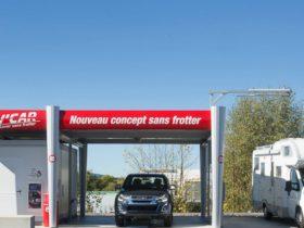 Aire de service – Lav'Car Yssingeaux