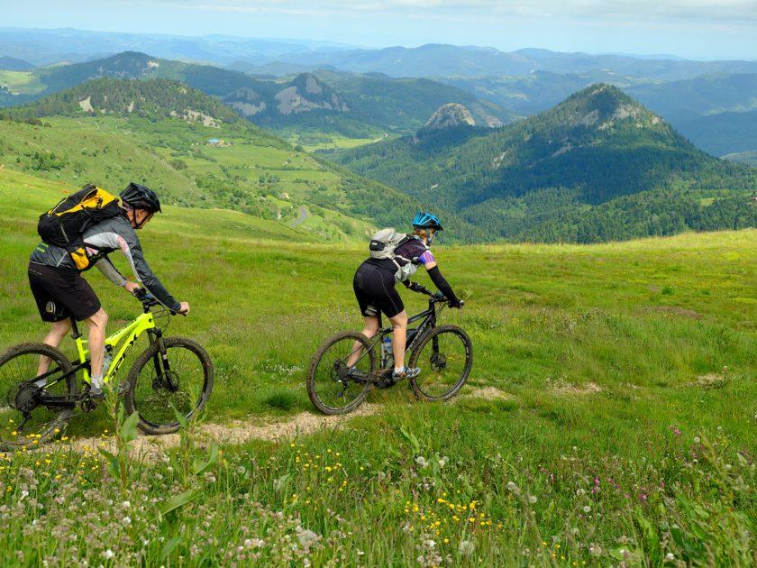 Grande traversée de l'Ardèche