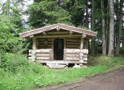 oratoire forestier