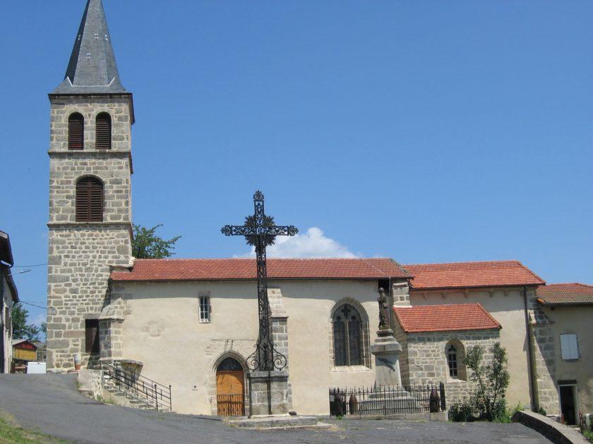 église Connangles