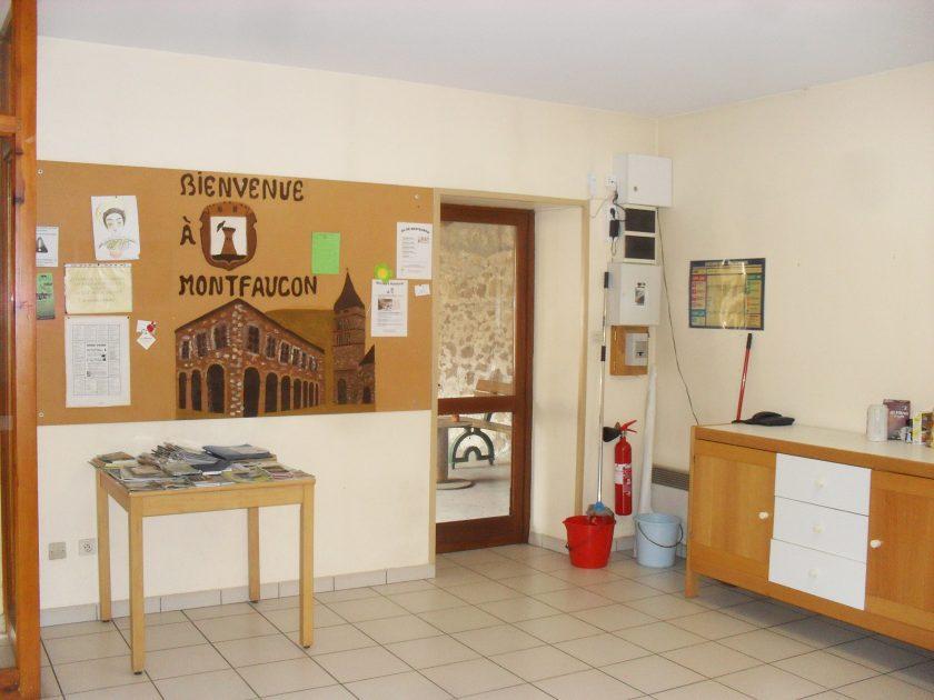Gîte communal St Régis